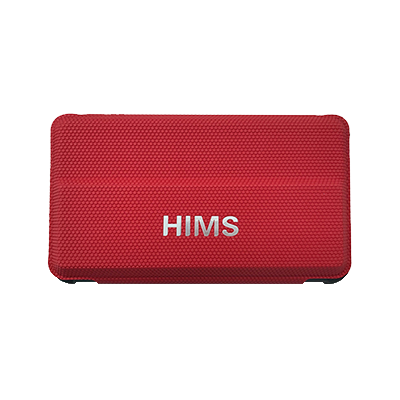 Polaris Mini TPU Case in red color