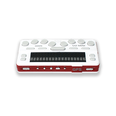 U2 Mini 18-Cell braille notetaker