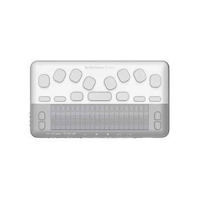 Polaris Mini, 20-cell braille notetaker