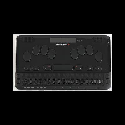 BrailleSense 6, 32-cell notetaker